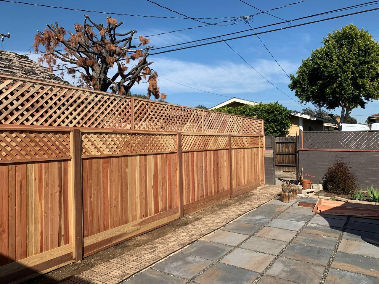 Handymaestro redwood fence service